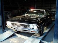 1966 Chevelle SS recreation Convertible.. has 454 with