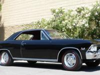 1966 Chevrolet Chevelle Malibu Chevelle SS   Here is an