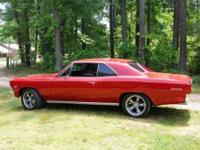 Beautiful 1966 Chevrolet Chevelle SS Clone in Excellent