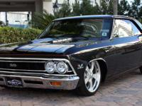 1966 Chevrolet Chevelle  SS. CUSTOM AND FULLY RESTORED.