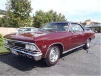 How about a true Super Sport Chevelle with a fresh