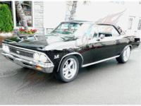 1966 Chevrolet Chevelle 396 Walk up to any car
