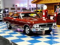 1966 Chevrolet Chevelle SS. Numbers matching