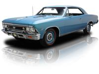 Like the Bel Air that came before it, the Chevelle was