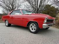 Check out this 1966 Chevrolet Chevy II Nova. The car