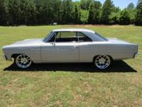 I HAVE AN AWESOME 1966 CHEVROLET CHEVY NOVA SS LT 1