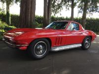 1966 Chevrolet Corvette 2 door hardtop   It has been in