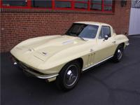 1966 Corvette coupe L36 390hp Big Block. True Survivor