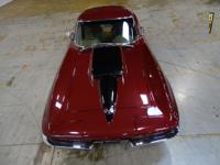 This 1966 Chevrolet Corvette Coupe is equipped with a