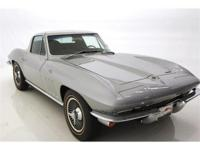 1966 CHEVROLET CORVETTE STING RAY EXOTIC CLASSICS IS