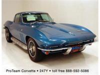1966 CHEVROLET CORVETTE, 247Y..1966 Corvette Coupe,