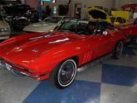 1966 CHEVROLET CORVETTE, 1966 Chevy Corvette