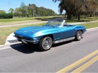 1966 Chevy Corvette Roadster for Sale, Take a look at