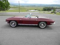 This is a Chevrolet Corvette for sale by Valley Auto