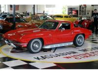 1966 Chevrolet Corvette coupe 427/425 HP - New arrival