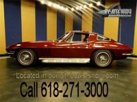 1966 Chevrolet Corvette for sale! This is your chance