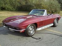 1966 Corvette Coupe, 427-390 hp(L-36), original motor