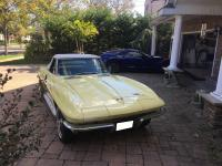 1966 CHEVROLET CORVETTE CONVERTIBLE 327/350 HP-L79