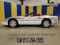 1966 Chevrolet Corvette Convertible. This beautiful