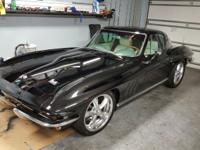 1966 Chevrolet Corvette Coupe Resto-mod Stingray