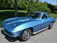 1966 Chevrolet Corvette Coupe with,  This is a frame