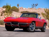 1966 Corvette  convertible with 327, (L75) 4-speed
