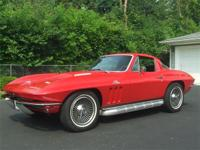 According to the current owner, this Corvette is
