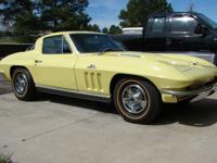1966 Chevrolet Corvette Coupe  No expense spared on