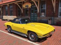 1966 Chevrolet Corvette convertible big block 427