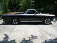 1966 Chevy El Camino for Sale, restored with multiple