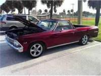 1966 Chevrolet El Camino American Classic. Full