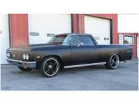 1966 Chevrolet El Camino All Detailed, Painted Or