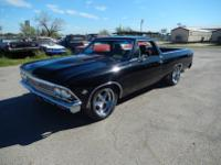 1966 Chevy El Camino.  -So over the last few years,