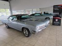 This 1966 Chevrolet Impala is a true survivor example