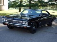 1966 Chevrolet Impala Super Sport (SS).Professionally
