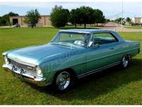 1966 Chevrolet Nova SS Camaros and Mustangs are all