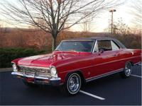 € Highly Prized 1966 Nova Super Sport Hardtop