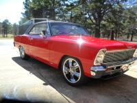 1966 Nova pro touring, nicely restored car with the