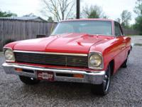1966 Chevrolet Nova II Super Sport For Sale In Quitman,