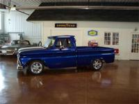 1966 Chevrolet Pickup This Arizona truck is a total