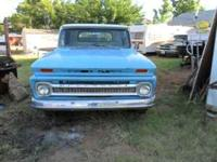 1966 Chevy truck longbed fleetside with 350/400