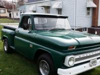 1966 Chevy C-10 Shortbed Stepside available (AKRON OH)