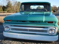 1966 chevy C10 step-side with only 51k miles. This is a