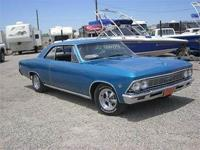 1966 Chevy Chevelle Malibu All Numbers Matching, Mostly