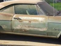 For sale. Nice solid 1966 impala ss, 30 years stored