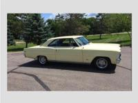 RARE 1966 Chevrolet Chevy II Nova SS - $44,995 OBO The