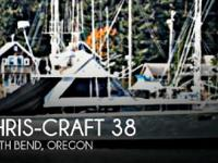 1966 Chris-Craft 38 - Stock #066514 -