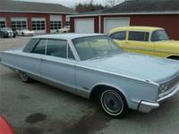 This is a Chrysler, New Yorker for sale by Beebe's
