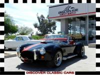 FEATURES and OPTIONS 351ci Ford Motor Sports V8 engine,