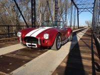 1966 Cobra replica (TX) - $30,000 Built in 1999, B&B